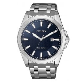 Citizen BM7108-81L Solar Men's Wristwatch with Sapphire Crystal