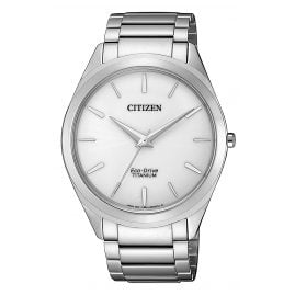 Citizen BJ6520-82A Herrenarmbanduhr Eco-Drive Titan