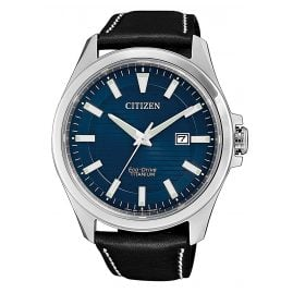 Citizen BM7470-17L Men´s Watch Eco-Drive Titanium
