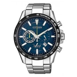 Citizen CA4444-82L Men´s Watch Eco-Drive Chronograph Titanium