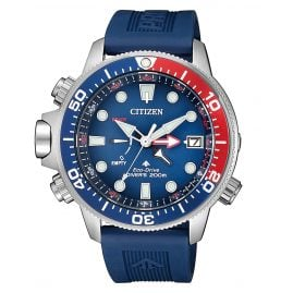 Citizen BN2038-01L Promaster Marine Diver Watch for Men Eco-Drive