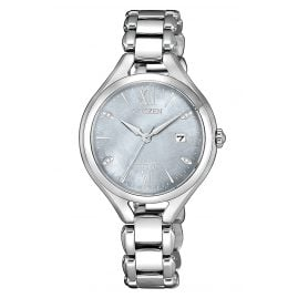 Citizen EW2560-86X Women's Watch Eco-Drive Titanium