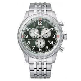 Citizen AT2460-89X Men's Watch Eco-Drive Chronograph
