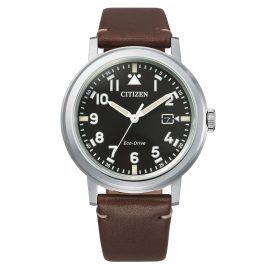 Citizen AW1620-21E Men's Wristwatch Eco-Drive