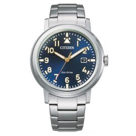 Citizen AW1620-81L Solar Watch for Men Eco-Drive