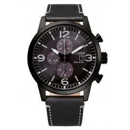 Citizen CA0745-29E Men's Wristwatch Eco-Drive Chronograph