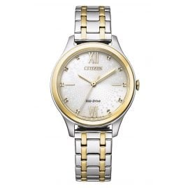 Citizen EM0506-77A Eco-Drive Solar Women's Watch