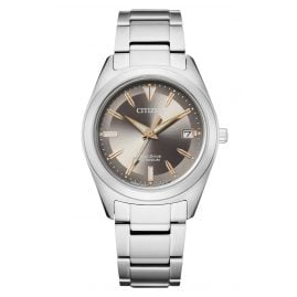 Citizen FE6150-85H Eco-Drive Ladies' Watch Titanium Anthracite