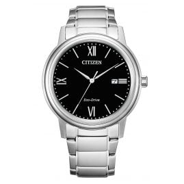 Citizen AW1670-82E Eco-Drive Solar Men's Watch Black