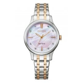 Citizen EM0896-89Y Eco-Drive Solar Women's Watch