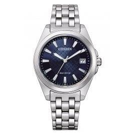 Citizen EO1210-83L Eco-Drive Solar Damen-Armbanduhr Blau
