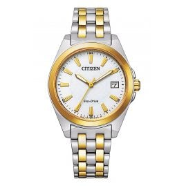 Citizen EO1214-82A Eco-Drive Solar Women's Watch Two-Colour
