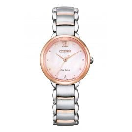 Citizen EM0924-85Y Eco-Drive Women's Watch Two-Colour