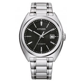 Citizen NJ0100-71E Men's Wristwatch Automatic Steel/Black