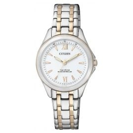 Citizen ES4024-52A Elegant Eco-Drive Ladies Watch