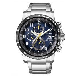 Citizen AT8124-91L Eco-Drive Chronograph Herren-Funkuhr