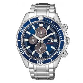 Citizen CA0710-82L Promaster Men's Watch Eco-Drive Diver's Chronograph