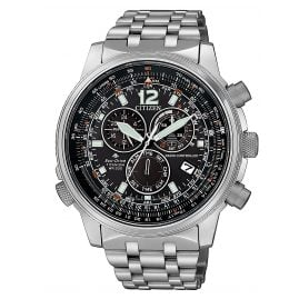 Citizen CB5850-80E Promaster Land Titanium Radio-Controlled Watch Eco-Drive