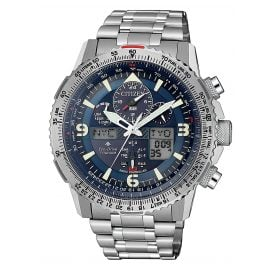 Citizen JY8100-80L Promaster Sky Radio-Controlled Men's Watch Eco-Drive