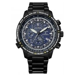 Citizen AT8195-85L Eco-Drive Promaster Sky Herren-Chronograph Titan Anthrazit