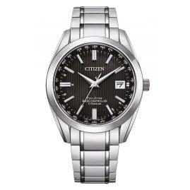 Citizen CB0260-81E Eco-Drive Radio-Controlled Solar Men's Watch Titanium