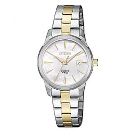 Citizen EU6074-51D Ladies' Watch Elegance Two-Tone
