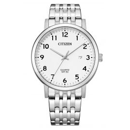 Citizen BI5070-57A Men's Watch with Stainless Steel Bracelet