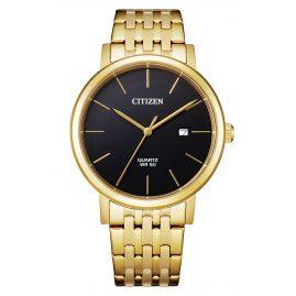 Citizen BI5072-51E Herren-Armbanduhr Goldfarben