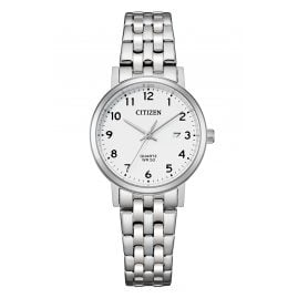Citizen EU6090-54A Quartz Women's Watch with Steel Bracelet