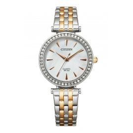 Citizen ER0216-59D Ladies' Watch two-colour