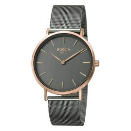 Boccia 3273-08 Titanium Ladies' Wristwatch Trend