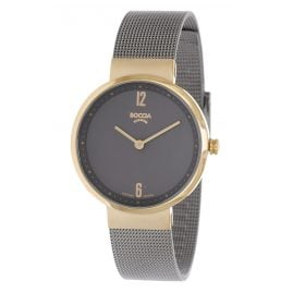 Boccia 3283-02 Titanium Ladies' Wristwatch Superslim