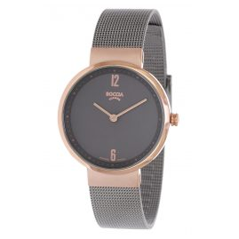Boccia 3283-03 Titanium Ladies' Watch Superslim