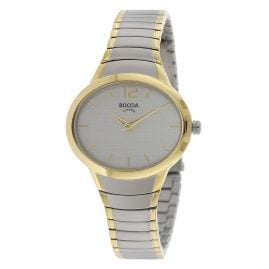 Boccia 3280-03 Ladies' Wristwatch Titanium Two-Tone