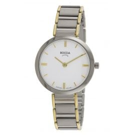 Boccia 3289-02 Titanium Ladies' Wristwatch