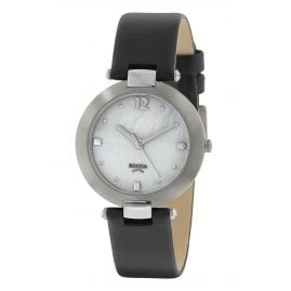 Boccia 3292-01 Titanium Ladies' Watch with Leather Strap