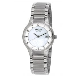 Boccia 3301-01 Titanium Ladies Watch