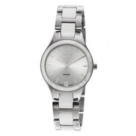Boccia 3306-01 Ladies' Watch Titanium Ceramic White