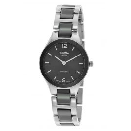 Boccia 3306-02 Ladies' Watch Titanium Ceramic Black