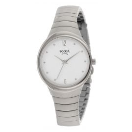 Boccia 3307-01 Ladies' Wristwatch Titanium