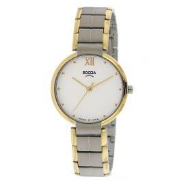 Boccia 3313-02 Titan Damen-Armbanduhr