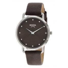 Boccia 3314-04 Titan-Armbanduhr für Damen