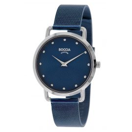 Boccia 3314-07 Ladies' Watch Titanium / Stainless Steel Blue