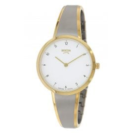 Boccia 3325-02 Ladies' Watch Titanium with Sapphire Crystal Two-Colour