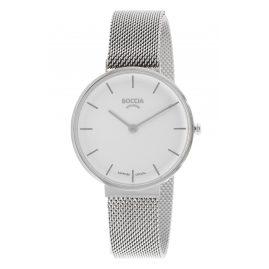 Boccia 3327-09 Damen-Armbanduhr Titan mit Saphirglas