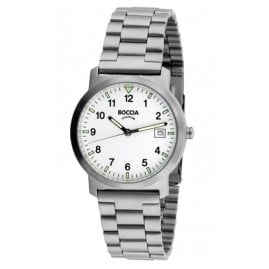 Boccia 3630-01 Titanium Gents Watch