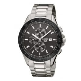 Boccia 3751-02 Titanium Chronograph Mens Watch