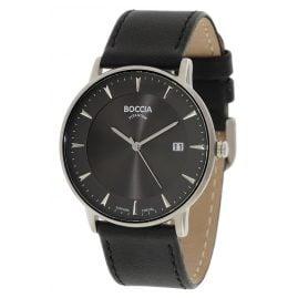 Boccia 3607-01 Titanium Mens Watch