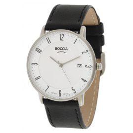 Boccia 3607-02 Herren-Armbanduhr
