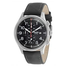 Boccia 3756-04 Titanium Mens Watch Chronograph